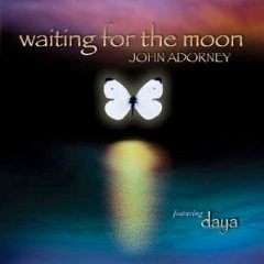 Cover image of the album Waiting for the Moon by John Adorney