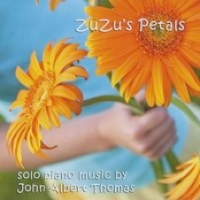 Cover image of the album Zuzu's Petals by John Albert Thomas