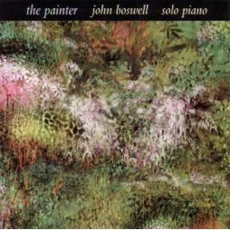 Cover image of the album The Painter by John Boswell