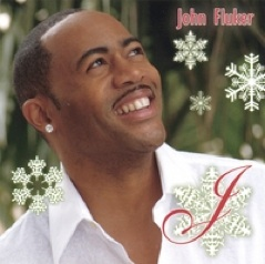 Cover image of the album J Is For Joy by John Fluker