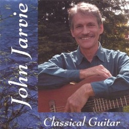 Cover image of the album Classical Guitar by John Jarvie