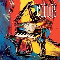 Cover image of the album Colors by John Otott