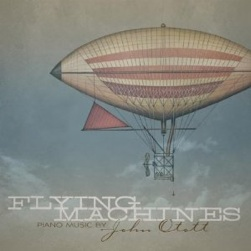 Cover image of the album Flying Machines by John Otott