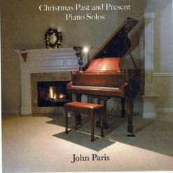 Cover image of the album Christmas Past and Present by John Paris