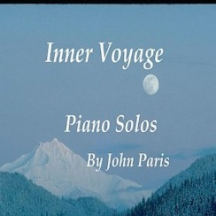 Cover image of the album Inner Voyage by John Paris