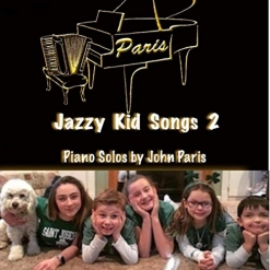 Cover image of the album Jazzy Kid Songs 2 by John Paris