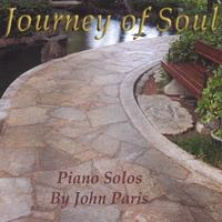 Cover image of the album Journey of Soul by John Paris