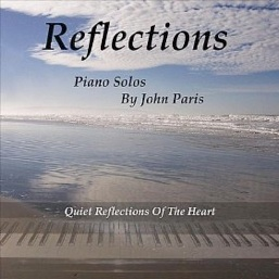 Cover image of the album Reflections by John Paris