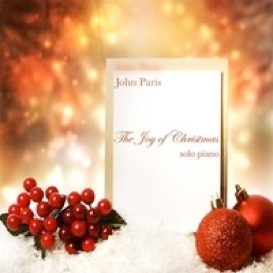 Cover image of the album The Joy of Christmas by John Paris