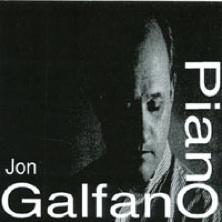 Cover image of the album Galfanopiano by Jon Galfano