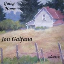 Cover image of the album Going Home by Jon Galfano