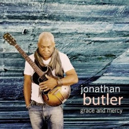 Cover image of the album Grace and Mercy by Jonathan Butler