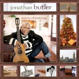 Cover image of the album Merry Christmas to You by Jonathan Butler