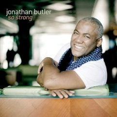 Cover image of the album So Strong by Jonathan Butler