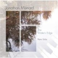 Cover image of the album The Water's Edge by Jonathan Menard