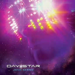 Cover image of the album Day Star by Jonn Serrie