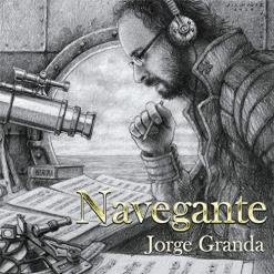 Cover image of the album Navegante by Jorge Granda