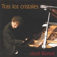 Cover image of the album Tras los cristales by Jose Bonet