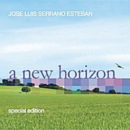 Cover image of the album A New Horizon - Special Edition by Jose Luis Serrano Esteban