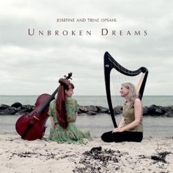 Cover image of the album Unbroken Dreams by Josefine Opsahl