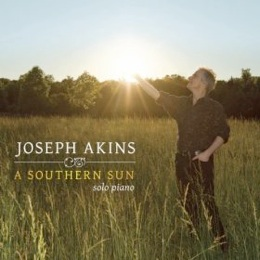 Cover image of the album A Southern Sun by Joseph Akins