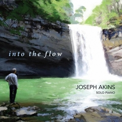 Cover image of the album Into the Flow by Joseph Akins