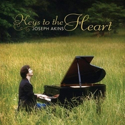 Cover image of the album Keys To the Heart by Joseph Akins
