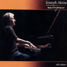 Cover image of the album Masterpeace by Joseph Akins