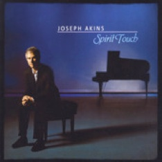 Cover image of the album Spirit Touch by Joseph Akins