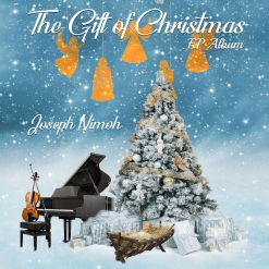 Cover image of the album The Gift of Christmas by Joseph Nimoh
