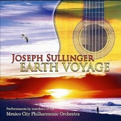 Cover image of the album Earth Voyage by Joseph Sullinger