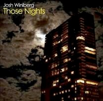 Cover image of the album Those Nights by Josh Winiberg