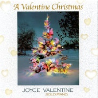 Cover image of the album A Valentine Christmas by Joyce Valentine