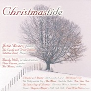 Cover image of the album Christmastide by Julie Rivers
