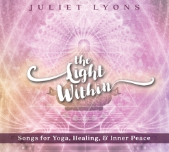 Cover image of the album The Light Within by Juliet Lyons
