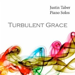 Cover image of the album Turbulent Grace by Justin Taber