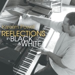 Cover image of the album Reflections in Black & White by Kareem Powell