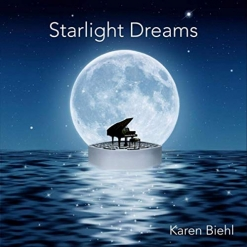 Cover image of the album Starlight Dreams by Karen Biehl