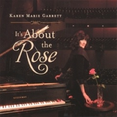Cover image of the album It's About the Rose by Karen Marie Garrett