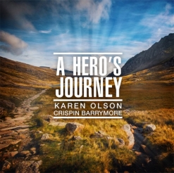 Cover image of the album A Hero's Journey by Karen Olson