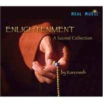 Cover image of the album Enlightenment by Karunesh
