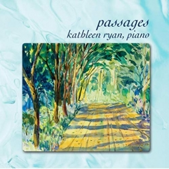 Cover image of the album Passages by Kathleen Ryan