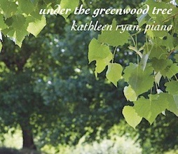 Cover image of the album Under the Greenwood Tree by Kathleen Ryan