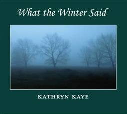 Cover image of the album What the Winter Said by Kathryn Kaye