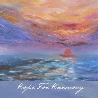 Cover image of the album Hope for Harmony by Kathryn Toyama