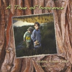 Cover image of the album A Time of Innocence by Keith Driskill