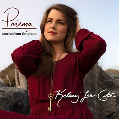 Cover image of the album Poiema: Stories From the Piano by Kelsey Lee Cate