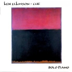 Cover image of the album Cue by Ken Elkinson