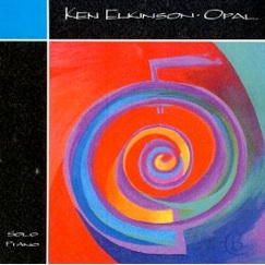 Cover image of the album Opal by Ken Elkinson