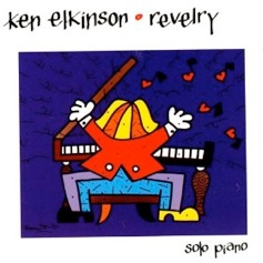 Cover image of the album Revelry by Ken Elkinson